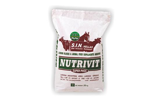 Нутривит А Норди с минерали и витамини от предлаганите хранителни добавки за животни от Едит 5 - Георги Семов