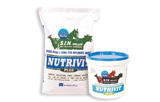 Нутривит плюс Норди с минерали и витамини от предлаганите хранителни добавки за животни от Едит 5 - Георги Семов