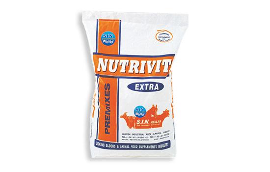 Нутривит екстра Норди с минерали и витамини от предлаганите хранителни добавки за животни от Едит 5 - Георги Семов